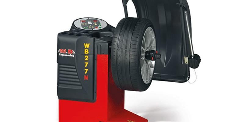 Balanceadora digital WB277N – M&B ENGINEERING