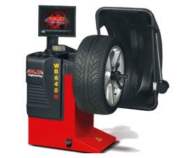 Balanceadora digital WB640N – M&B ENGINEERING