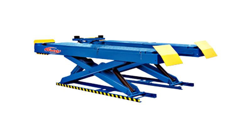 Elevador o rampa tipo tijera – WINTEK