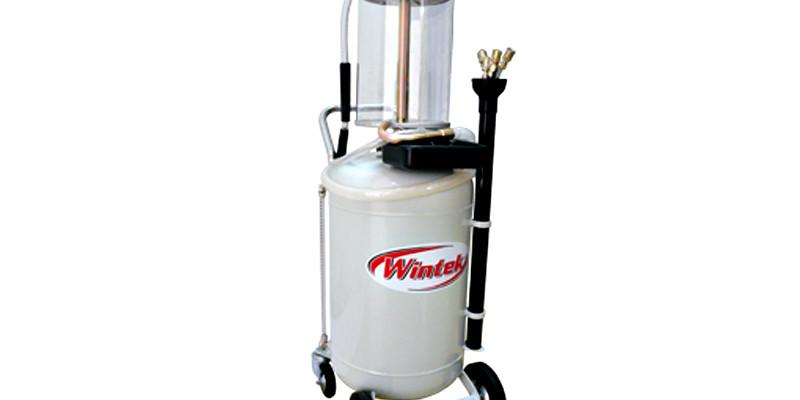 Aspirador de aceite – WINTEK