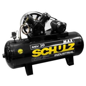 Compresora de aire industrial de 7.5HP (Piston) – SCHULZ