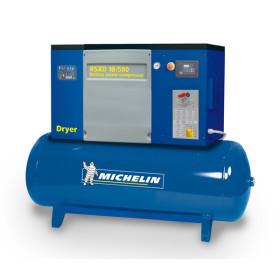 Compresora industrial 10HP (tornillo) – MICHELIN