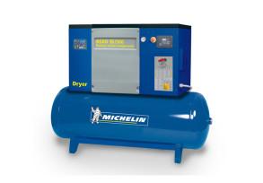 Compresora industrial 15HP (tornillo) – MICHELIN