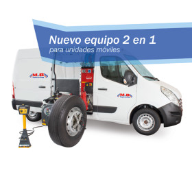 DIDO 26MV + WB290 – Equipo 2 en 1 – M&B ENGINEERING